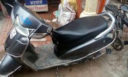 I want sale my Activa good condition & no problem first