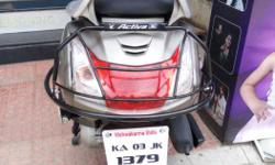 I want to sell my new Activa 4G march 18 th 2017 model,