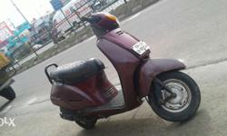 Activa Self condition Very good running condition