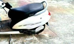 Honda Activa running condition,all papers