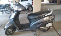 Want to sell honda activa combi break well maintained