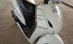My activa is in perfect condition .. u will love it ..