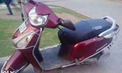 Honda Aviator in Good condition August2012 model.Single