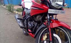 My byk stunner cbf 125cc.. about the condition of bike