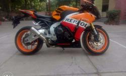 1000rr repsol edition for rent on daily basis. rent
