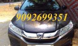 HONDA CITY 1.5 SV MT IVTEC 2015 MODEL - Petrol single
