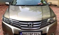 2010 Honda City I-Vtec VMT Top model Single Owner km