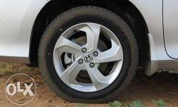 Brand new company alloy wheels. not used,