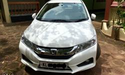 Well maintained Single owner Company serviced Honda