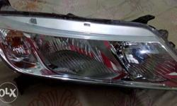 Honda city headlights both side ,in very Good