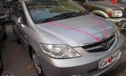 Honda city ZX. 1st owner. GXI variant. In silver