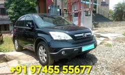 Automatic CRV please call me for more details no chat
