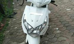 Honda dio Showroom contition Low km Single owner No