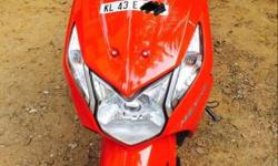 Honda Dio with 2new tyres and neat vehicle lady used