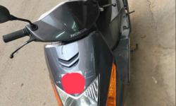 Urgent sale of Hero Honda Dio well maintained by single
