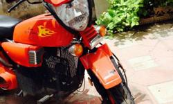 110 cc Modify bike