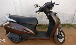 Brand new Honda activa for sale, just brought 4 months