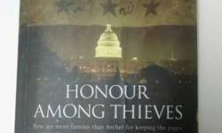 Honour among Thieves by Jeffrey Archer Paperback