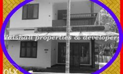 House for RENT Near Kavu Nagar, Thondayad. 4 bedrooms ,