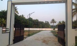 Premium Gated colony house plot with perfectly shaped
