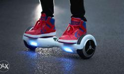 Brand new Hover-board By Dream Cloud Gadgets Starts
