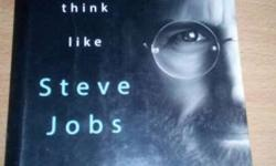 How To Think Like Steve Jobs By Daniel Smith Book