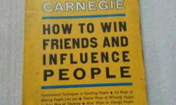 How to Win friends and influence people. by Dale