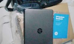 HP 240 G5 sealed piece with laptop bag !! 4GB Ram 500GB