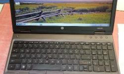 HP Probook 6570b Professional laptop with 15.6 inch