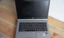 HP Laptop 2560P intel Coer i5 4gb ddr3 320gb hdd
