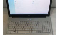 hp laptop, core2due, 320 h disk , 4 gb ram, 1 gb