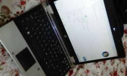 Hp laptop fully new condition Intel core i5 scratch
