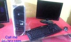HP � HDD 160/RAM 2GB/ Core2du 2.33/LED/Keyboard/Mouse