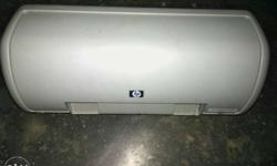 Hp printer Without cartage V less used