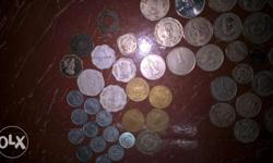 huge collections of rare coins