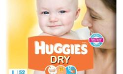 huggies baby diaper large