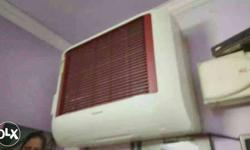 Hurry up, Panasonic cube air conditioner, 4 years old,