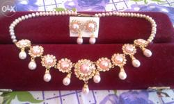 Due to money problem want to sale hyderabadi pearls set