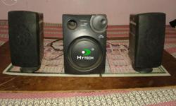 2.1 surround system speakers in good condition