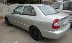 Accent 2005 model in very good condition with CNG n'