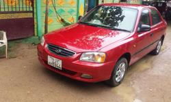 Hyundai Accent CRDI show room condtion diesel low