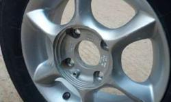 13 size alumium brand new 5 magwheels for accent indica