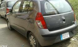 Hyundai i10 era for sell 2008 2nd owner poineer music