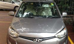 Hyundai I20 Sportz, purchased just after the 2012