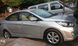 Verna fludic 2011 Sx single owner well maintained