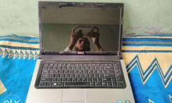 i5 Laptop Quad core i5 processor. 4 GB RAM 500 GB Hard
