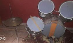 I am selling m good condition drum at reasonable price