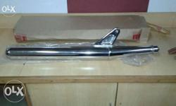 I am selling my rx silencer because i need money urjunt