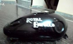 I am selling royal Enfield tank is very good
