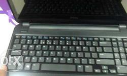 I going to sell me DELL laptop i3 processor 4GB Ram and